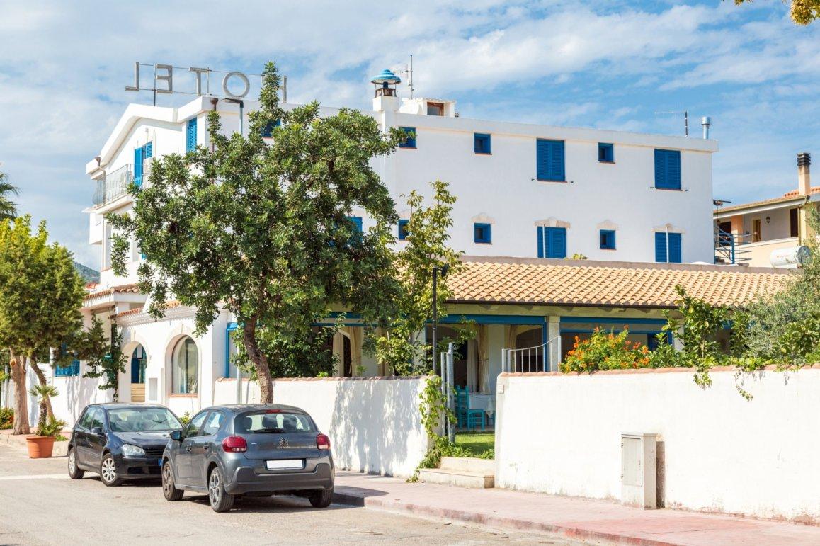 Parcheggio Hotel Ristorante S'Ortale