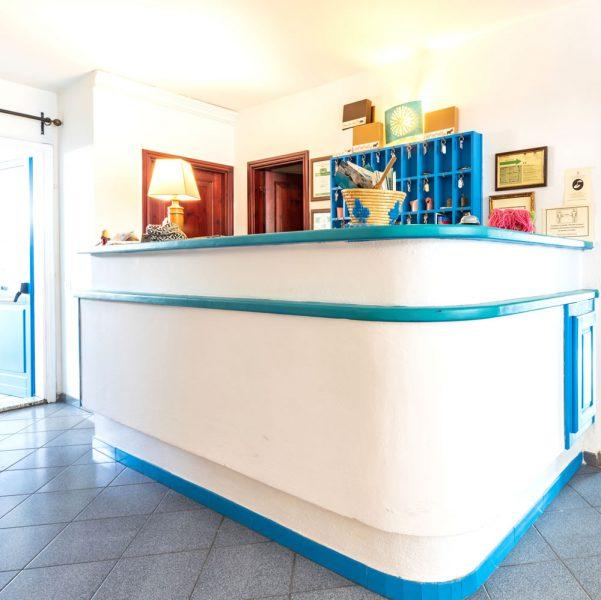 Reception Hotel Ristorante S'Ortale
