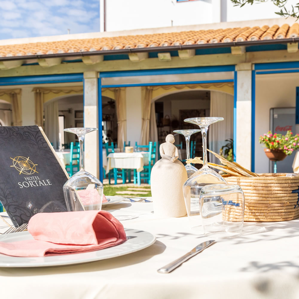 Sustainable hospitality Hotel Ristorante S'Ortale